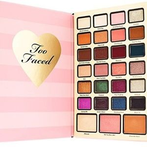 Too Faced Best Year Ever Palette Only LE